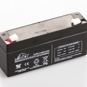 Genopladeligt batteri
