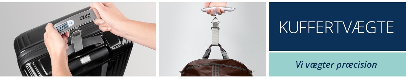 vægtkompagniet kuffertvægte